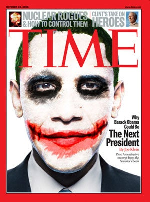 Obama 'Joker' Artist a Palestinian Arab from Chicago
