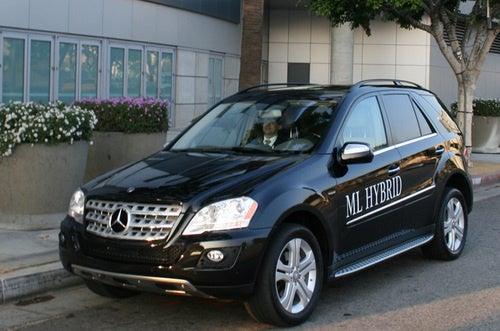 2010 Mercedes ML450 Hybrid: Quick Drive