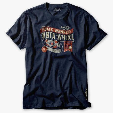 Rota-Whirl? Rota-Whirl. New BlipShift shirt