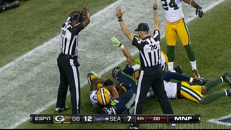 The NFL's Replacement Refs Are Horrible, But At Least There's Always Madden