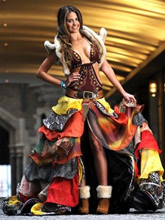 Was Miss Australia Sabotaged?