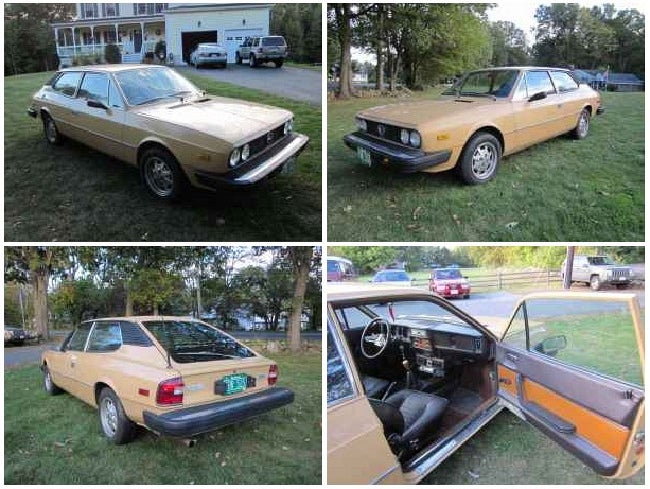 For $5,500, This Lancia Beta HPE is Potentially Not a POS