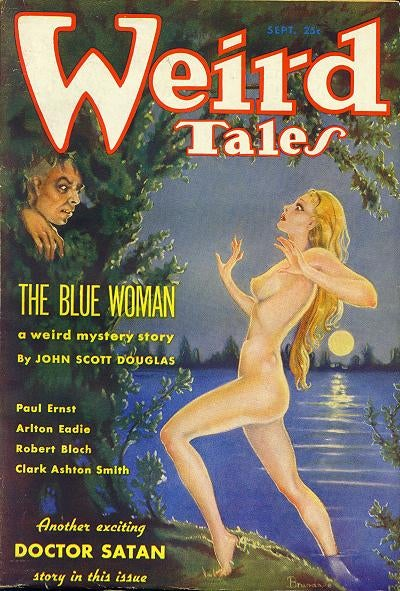 "The Woman Whose Pulp Art Was Too Sexy for ""Public Decency"""
