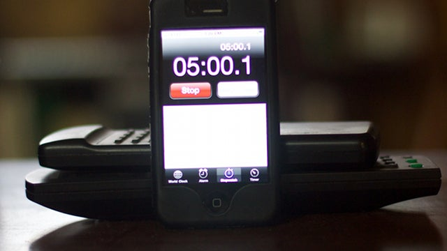Speed Through Boring Tasks with an Unpleasant Alarm