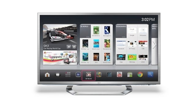 LG Working on an Open WebOS-Powered Smart TV