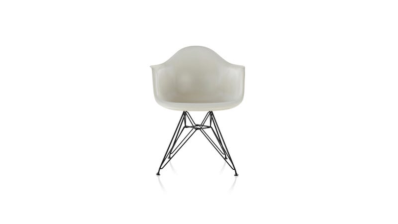 The Iconic Eames Molded Chair Is Being Made with Fiberglass Again