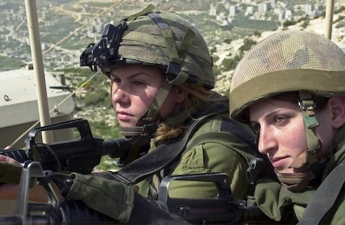 Are Israeli Women Soldiers A Model For The U.S. Military?