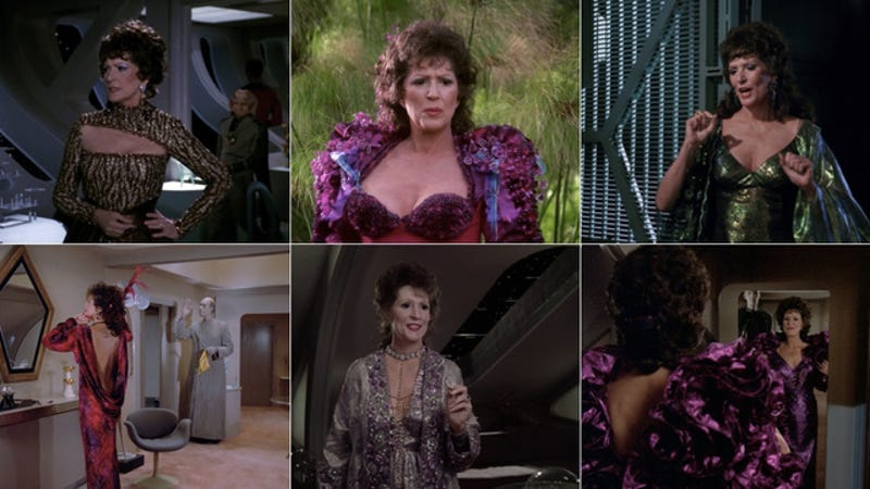 The Most Impressive Costumes from Star Trek: TNG's First 3 Seasons