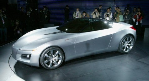 Detroit Auto Show: Acura Advanced Sports Car Concept