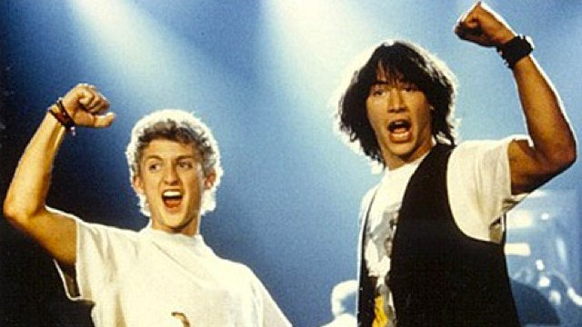 Wyld Stallyns will ride again! Bill & Ted 3's script is finished!