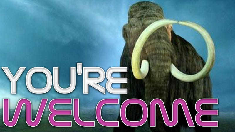 How a 43,000-Year-Old Wooly Mammoth Could One Day Save Your Life
