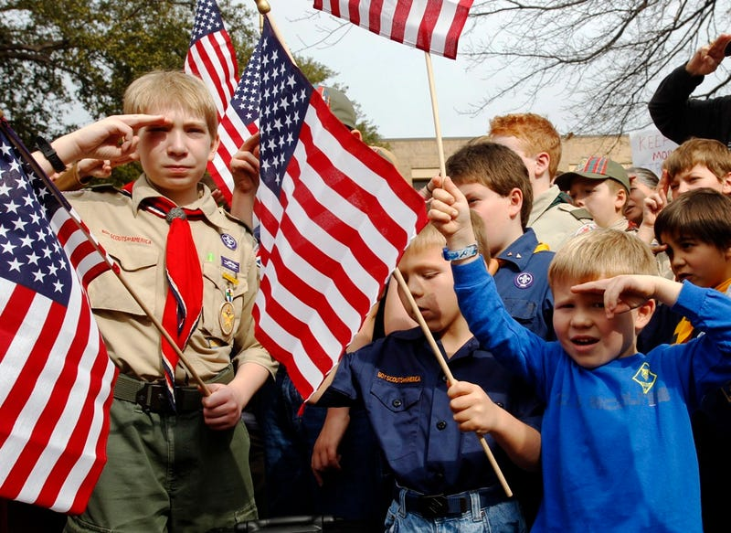 Boy Scouts Vote to Allow Gay Scouts But Continue Banning Gay Leaders