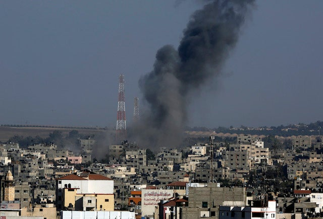 Israel Launches Series of Airstrikes, Kills Hamas Chief's Wife and Son