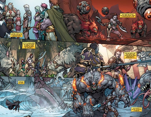 And Now DC Comics Does Aion