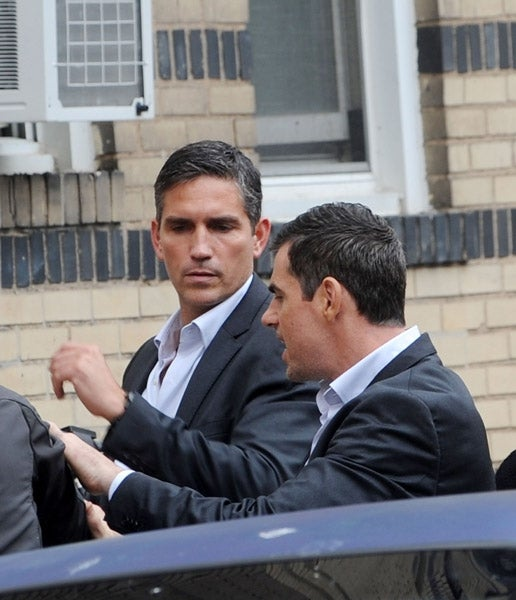Person of Interest set photos