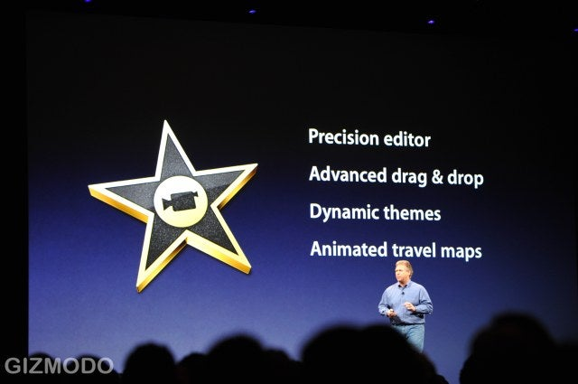 Apple Revamps iLife for '09: $79 for iPhoto Facial Recognition, Improved iMovie and More