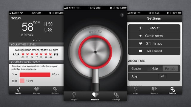 Cardiio Checks Your Heart Rate in Seconds by Staring At Your Face