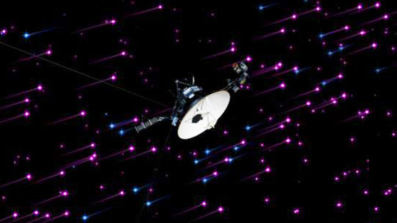 NASA's Voyager 1 spacecraft enters an unexplored region of space: The Magnetic Highway