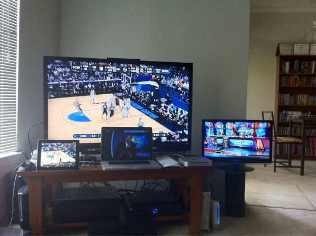 Today's Viewing Guide For March Madness: Office Tricks, Game Schedules, And Gus Johnson