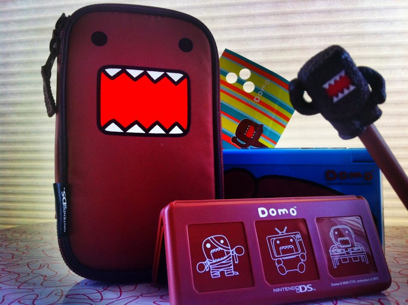 Domo Should Protect The 3DS Too