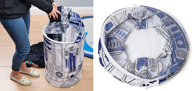 Laundry Duty Is Probably Not How R2-D2 Pictured His Retirement