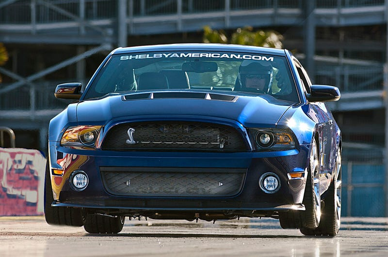 It's Shelby Saturday