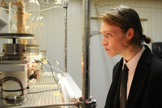 David Cronenberg's Son Directing a Twisted Story of Viral Contagion and Celebrity Worship