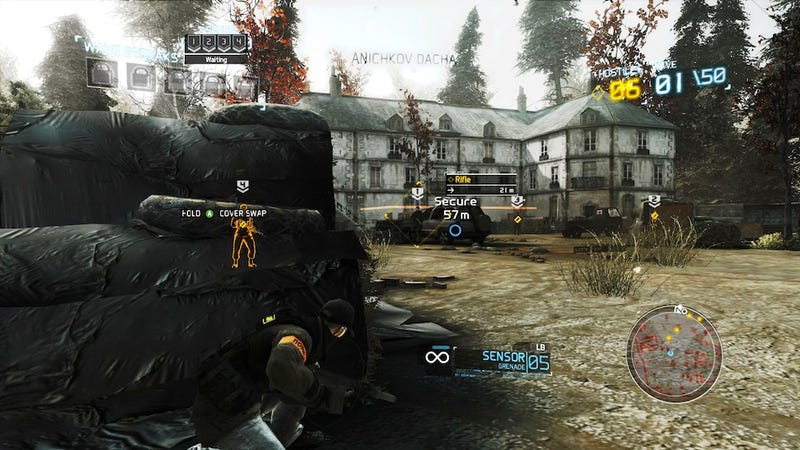 Ghost Recon: Future Soldier Has A Horde Mode, Too