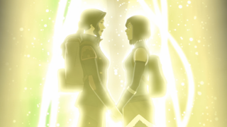 <i>Legend of Korra </i>Creators Confirm that Korrasami Is Canon