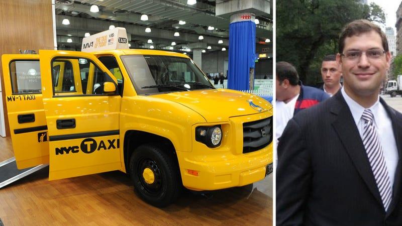 NY Legislator And Wife Made Money Off Failed Gov-Backed NYC Taxi