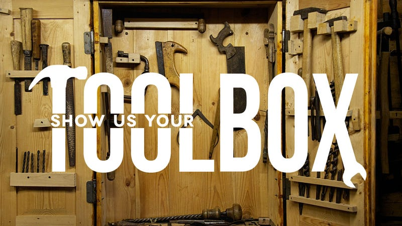 Show Us Your Toolbox