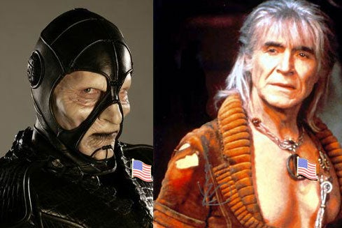 Which Scifi Villain Would You Elect President?