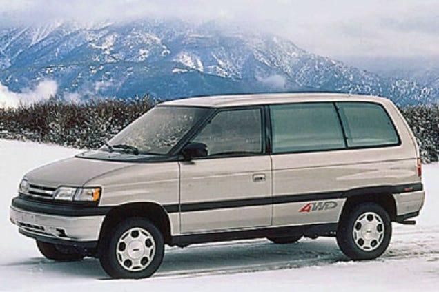 1989 mazda mpvvan submited images