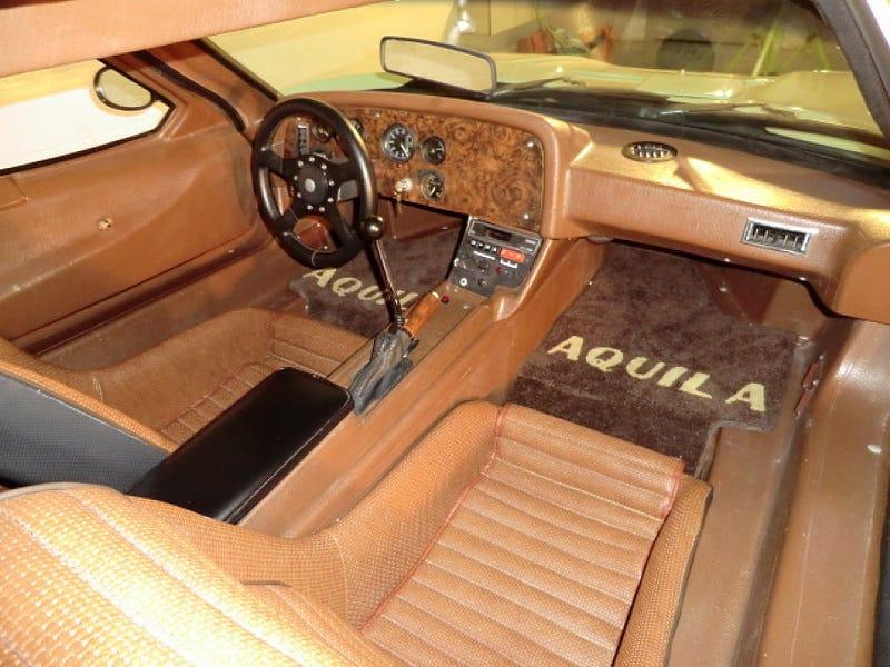 For $9,995, Hava Aquila