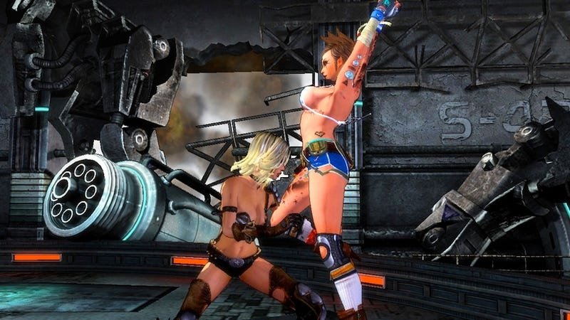 Marketplace Listing Accidentally Reveals More Scantily Clad Girl Fighters