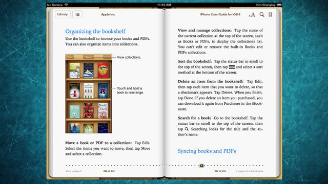 Learn Everything You Need to Know About the iPhone and iOS 6 with Apple's User Guide eBook