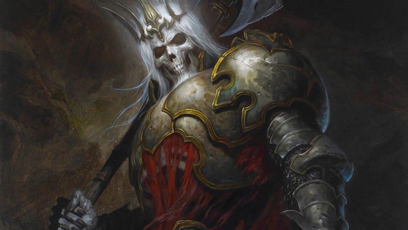 """Diablo III's """"Plunging"""" Popularity in Korea is All Relative"""