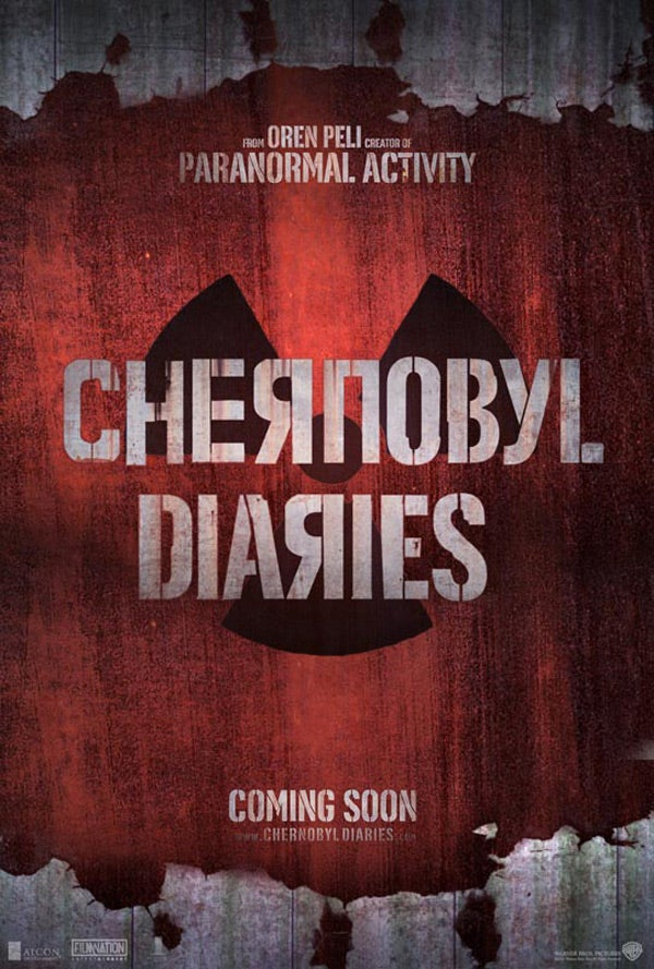 Oren Peli's Next Movie: Kids Trapped in Chernobyl... and it's Not Found Footage!