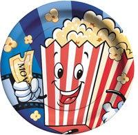 Spending Down In $48 Bucket Of Popcorn Sector