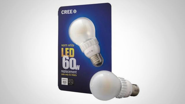 The Cree Warm White Is a Great LED Bulb, Feels Like an Incandescent
