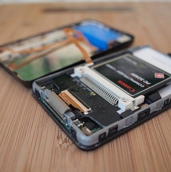 Replace a Dead iPod Hard Drive with a Compact Flash Card