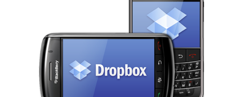 Dropbox BlackBerry Now Available for All, Android and iOS Apps Get Updates