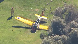 Harrison Ford Injured After Crash Landing Small Plane in L.A.