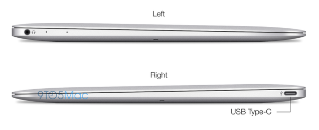 Report: A Radically Redesigned 12-Inch MacBook Air Is Coming