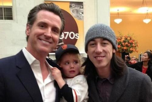 This Child Is Terrified Of Tim Lincecum