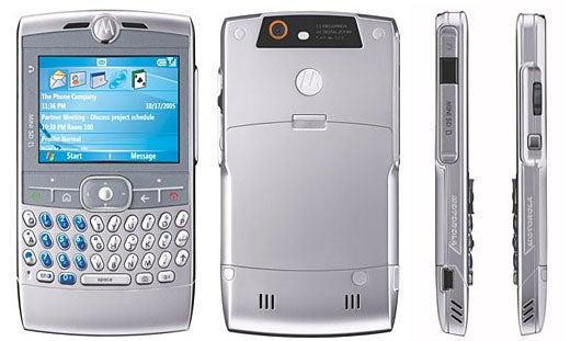 Disappearing Update for Motorola Q Mystifies