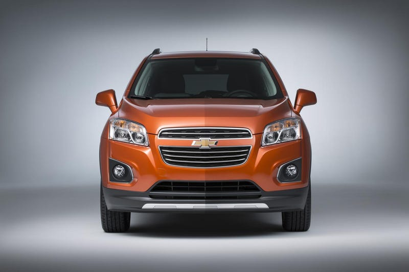 The 2015 Chevy Trax's Most Powerful Feature Is Its Internet Connection