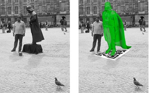 Augmented Reality Flashmob Kicking Off Tomorrow In Amsterdam