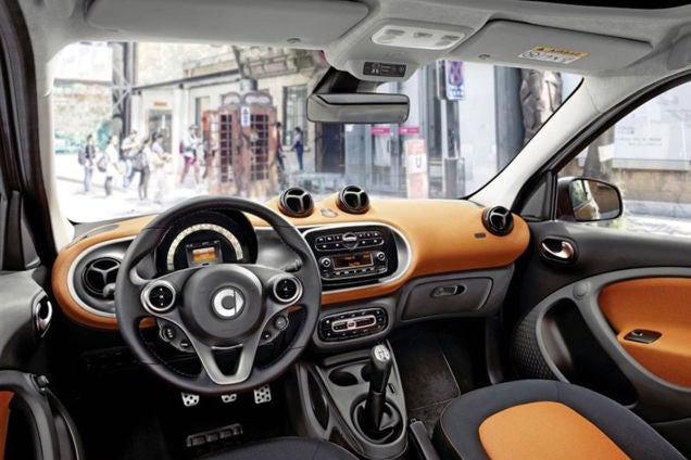 2016 Smart ForTwo And ForFour: These Are Them