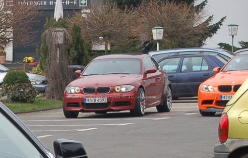 The BMW M1 Lurks Everywhere
